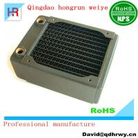Classical design 63mm thickness triple rows CPU copper water cooling radiator Manufactures