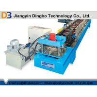 Punching Mould  Cr12 Steel Slat Rolling Shutter Door Roll Forming Machine Manufactures