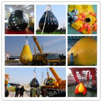 High Strength & Intensity life boat crane&davit load test weight water bag Manufactures