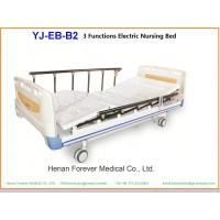 Medical Used Comfortable 3 Function Electric Nursing Bed Manufactures