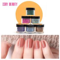 2020 fashion color dipping powder 4 bottle base colour organic dipping powder for nail dip powder nails 1000g