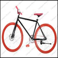 Chinese factory manufacturer fixed gear bike 700C road racing bike Manufactures
