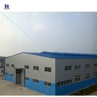 Buy cheap Prefabricated Steel workshop / hangar / hall steel structure price from wholesalers