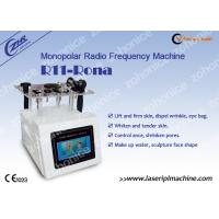 Wrinkle Removal Multi Function Beauty Equipment With Monopolar RF Manufactures