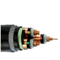Electrical Low Voltage Power Cable N2XY Or NYY 3x95 Sqmm Copper Conductor Manufactures
