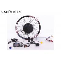 High Efficiency Electric Bicycle Components , Electric Road Bike Conversion Kit Manufactures