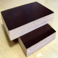 China Formwork plywood / Hot sale 12mm 15mm18mm WBP waterproof film faced plywood on sale