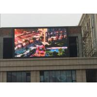 1R1G1B Advertising Led Display Screen , Led Panel Screen Brightness 5500-6000 1/8 Scan Mode Manufactures