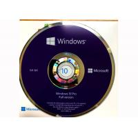 CD DVD Simple Package Windows 10 Professionnel Version Complete 100% Useful Manufactures
