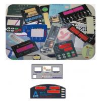 China Acrylic Screen Printing Self Adhesive Stickers in Small Household Electrical Appliances on sale