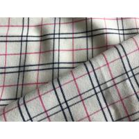 Stretch 57/58 Yarn Dyed Fabric Luxury For Fashion Apparel Fabric Lightweight Manufactures