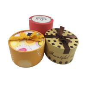 China Round Tubular Food Grade Tube Packaging Custom Design Food Cylinder Packaging on sale