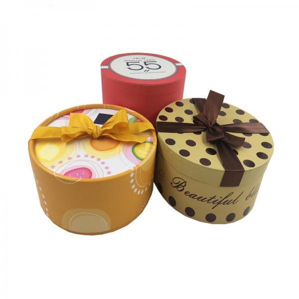 Quality Round Tubular Food Grade Tube Packaging Custom Design Food Cylinder Packaging for sale
