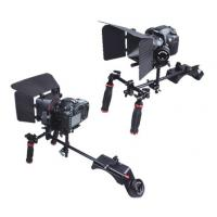 New dslr rig kit with matte box+follow focus+Counterweight Manufactures