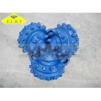 China FG435GT Tricone Rock Roller Bits Sealed Roller Bearing For Water Well Drilling on sale