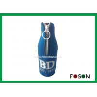 Single Printing Beer Cooler Holder With Neoprene Material Manufactures