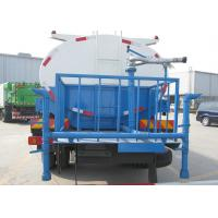 Buy cheap Water Tanker Truck XZJSl60GPS with the fuctions of sprinkling, dust control, low position spraying, insecticide spraying from wholesalers