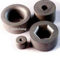 High Precision Cemented Carbide Drawing Dies , Wire Drawing Dies Long Life Manufactures