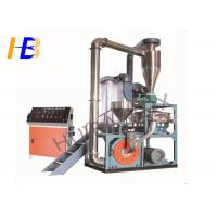 37kw Disc Type Stainless Steel Pulverizer Dual Cooling System Available Manufactures