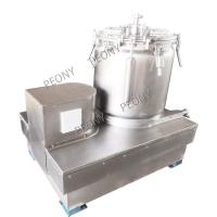 China CBD Oil Extraction Chemical Basket Centrifuge Equipment Industrial BB Series on sale