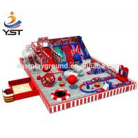 Attractive Commercial Soft Play Equipment 2 Cm EVA Mat ROHS Approved Manufactures