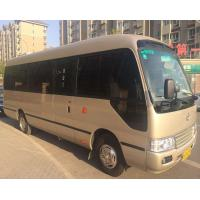 China 100% Original Used Toyota Coaster , Japanese Used Buses With 23 Seats on sale
