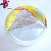 China disposable aluminium foil lids for food containers, food container sealing lids on sale