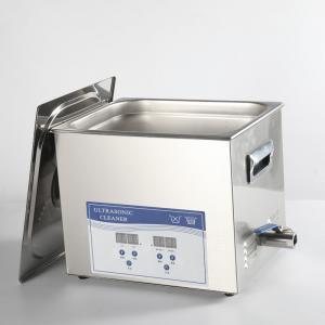 Sonic Desktop Ultrasonic Cleaner 2L Cpap Machine 110V / 220V For Medical Equipment Manufactures