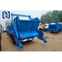 SINOTRUK 30T Hork Arm Garbage Truck Collection Trash Compactor Truck Euro2 336hp 10 Tires Manufactures