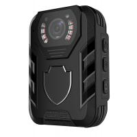 Shockproof Police Body Cameras , Body Worn Cameras For Police Officers Manufactures