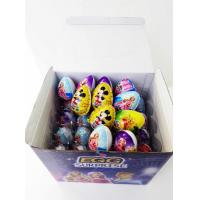 7g Chocolate Egg Funny And Lovely Kids' Snack Pop Snacks Taste Sweet And Crisp Manufactures
