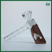 6 Arms Copper Plating Hammer Bubbler Water Pipe 200g For Universal RGW25 Manufactures
