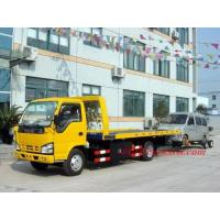 Quality 4x2 ISUZU Towing Road Wrckers Emergency Vehicles for sale