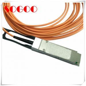 China 1550nm 80km Optical Fiber Transceiver XFP-10GB-ZR 10GBASE-ZR on sale