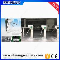 Semi automatic Access Contro Tripod Turnstile For Gym Manufactures