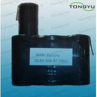 10.8V D Nimh Rechargeable Battery Pack , Solar Light 9000mAh Ni-Mh Batteries Manufactures