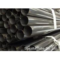 Quality En10217-7 ASTM A511 SS Round Tube,EN 1.4404 Type 316L Stainless Steel Tubing for sale