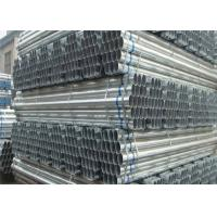 ASTM A333 34mm Round Steel Pipe Tube , Large Diameter Hot Rolled Tube A335 P11 Manufactures