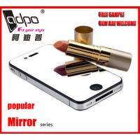 China 2013 NEW fashion mirror screen protector for iphone4/5 on sale