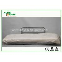 Polypropylene Waterproof Disposable Hospital Bed Sheets Anti - Static / ISO9001 Approved Manufactures