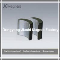 China Arc-Segment Motor NdFeB Magnet on sale