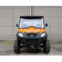 Liquid - Cooled 600cc Five Seat Four Wheel Utility Vehicle , Top Speed 65km/h Manufactures