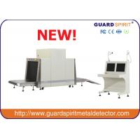 China Large Tunnel XJ10080 Security X Ray Scanning Machine For Baggage Inspection wholesale