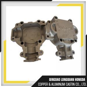 Industrial Auto Parts Casting , High Precision Gravity Aluminum Casting Parts Manufactures