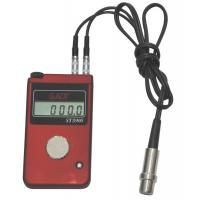 4 Digits LCD Ultrasonic Thickness Gauge 0.1mm Resolution For Steel Measure Manufactures