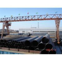 China SSAW steel pipe API 5L Q235 ASTM A252 Q345 on sale