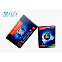 Lasting Fragrant Super Condensed Laundry Detergent Sheets 24 / 30 Pcs Per Box Manufactures