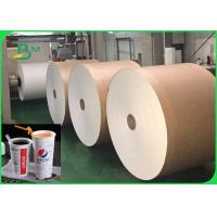 China Heat Resistance 260gsm + 26g PLA Coated Paper For Beverage Cups Food Safety on sale