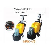 China Single Phase Planetary Stone Floor Grinder For Leveling Grinding and Polishing on sale