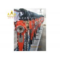 Customized Color Lifting Tools , Durable Lever Chain Block 0.75t - 6t Capacity Manufactures